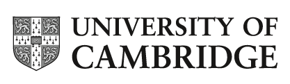 logo negro universidad cambridge 01